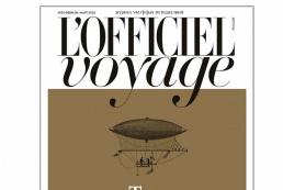 Журнал L'Officiel Voyage прекратит работу в России