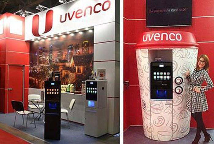 Вендинговый холдинг Uvenco начинает экспансию в регионы РФ