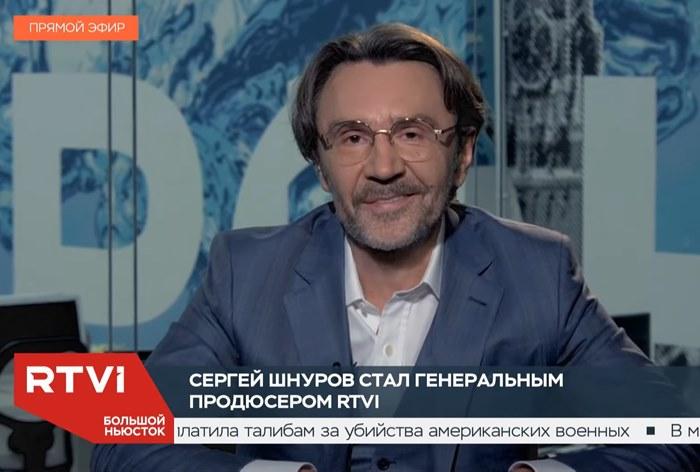Сергей Шнуров займется объединением русскоязычного мира на RTVI