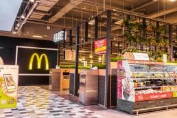 X5 Retail Group интегрировала «Макдоналдс» в «Перекресток»
