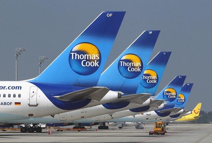 Thomas Cook возобновила работу в онлайн-формате