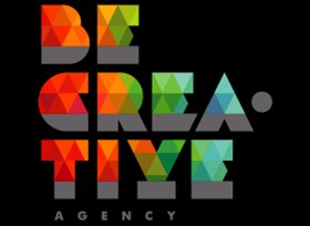 лого Be Creative Agency