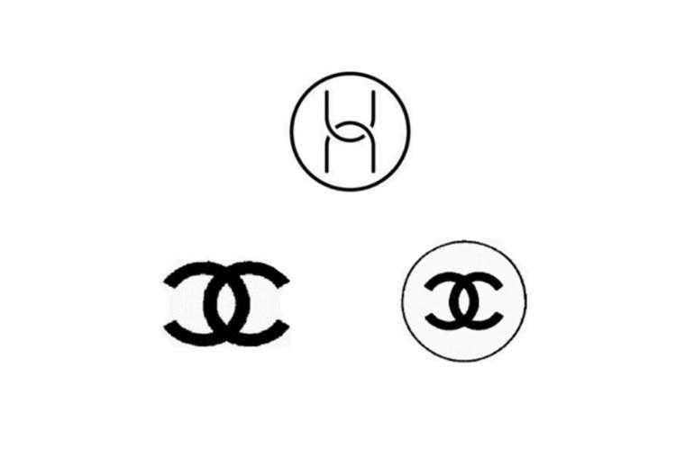 Картинка к Европейский суд не нашел сходства между логотипами Chanel и Huawei