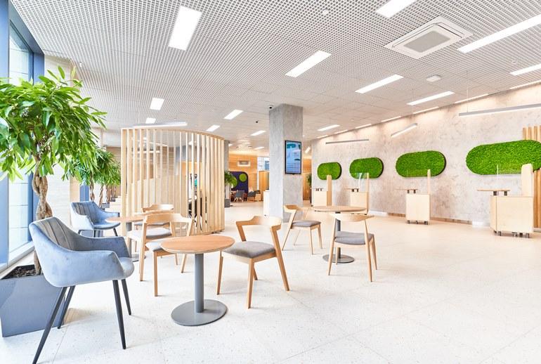 Картинка к Ак Барс Банк открыл офис нового формата «Лучше» в Казани