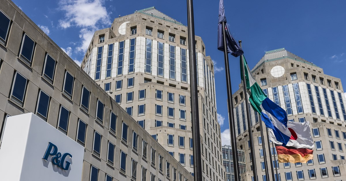 Глобальные затраты P&G на маркетинг превысили $8 млрд