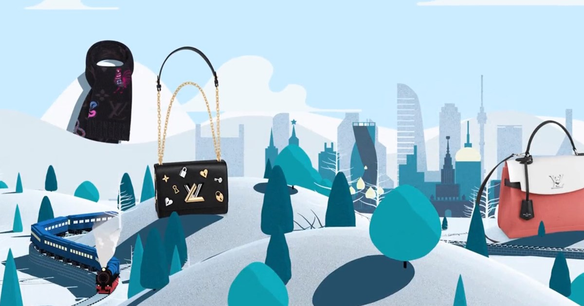359310e8ff1 Louis Vuitton открыл собственный онлайн-магазин в России - Adindex.ru