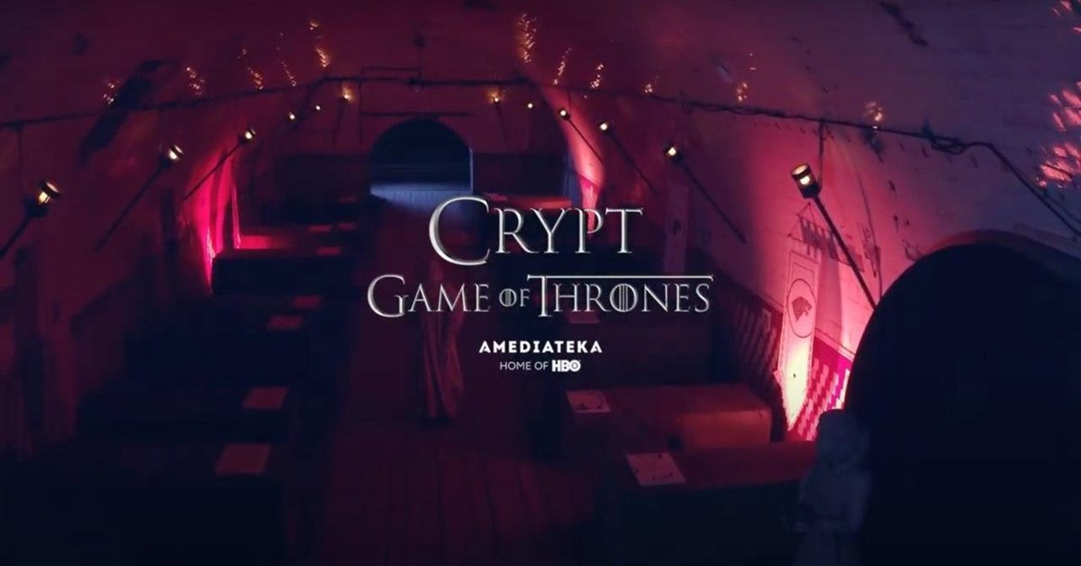 Game Of Thrones Crypt2020