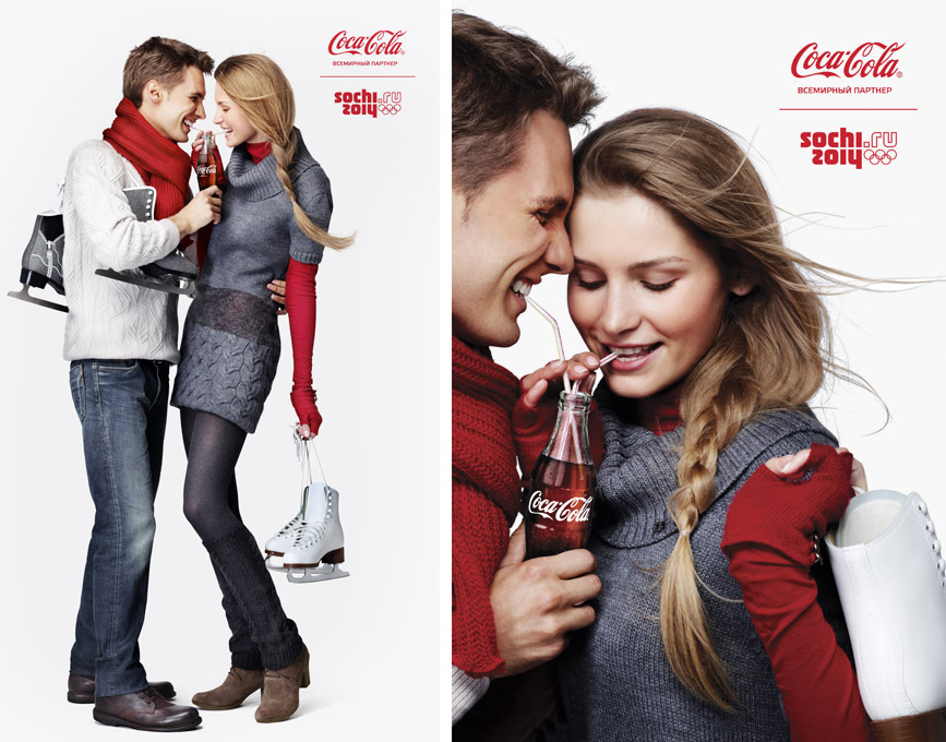 Coca-cola1/Production service: Focus Films/Фотограф: Michael Wirth/Аг-во: Saatchi&Saatchi/Продюсер: Елена Волошина