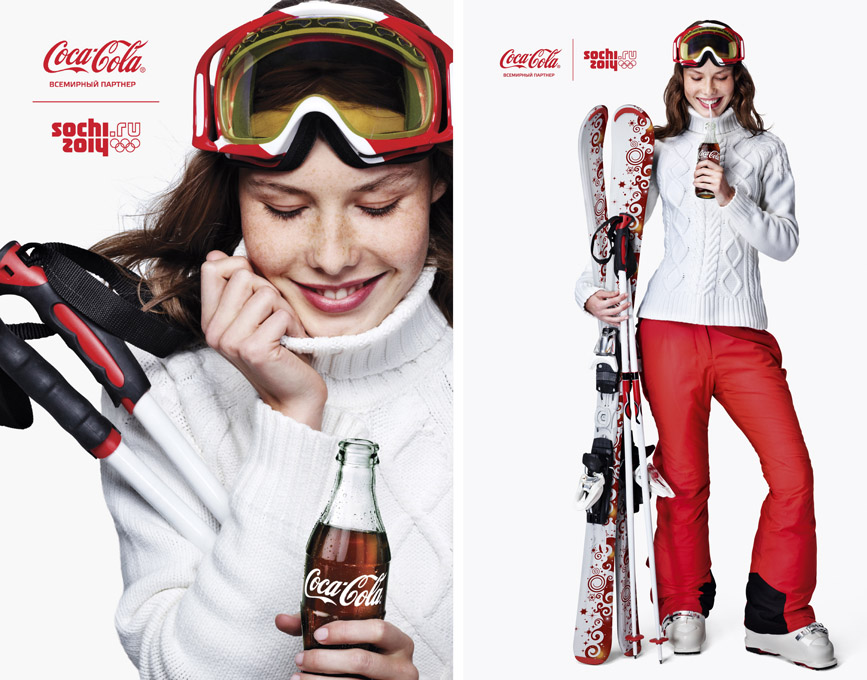 Coca-cola2/Production service: Focus Films/Фотограф: Michael Wirth/Аг-во: Saatchi&Saatchi/Продюсер: Елена Волошина