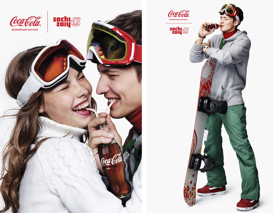 Coca-cola4/Production service: Focus Films/Фотограф: Michael Wirth/Аг-во: Saatchi&Saatchi/Продюсер: Елена Волошина