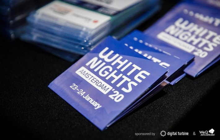 Как прошла White Nights Conference Amsterdam