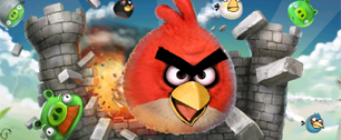 Angry Birds зальют карамелью