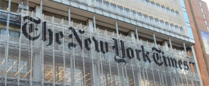 The New York Times подала в суд на Huffington Post