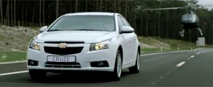 Новая кампания Chevrolet Cruze Hatchback