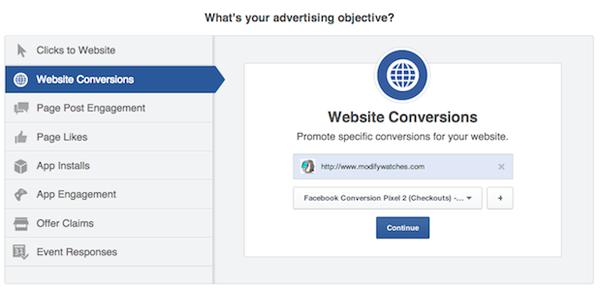Facebook представил новый рекламный интерфейс