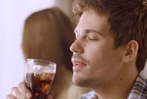 McCann Moscow & Coca-Cola: tastiertogether