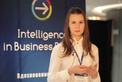 III форум Intelligence in Business Russia, 9-10 октября 2014, Москва