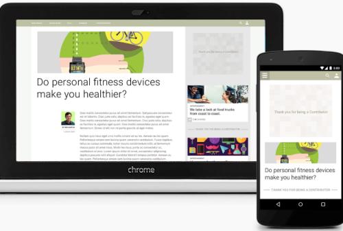 Google позволила отключать рекламу на сайтах за деньги