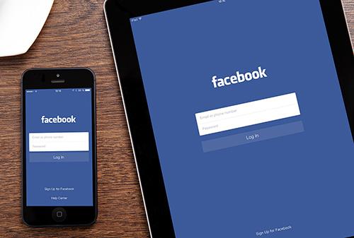 Большая часть выручки от рекламы Facebook приходится на неамериканские рынки