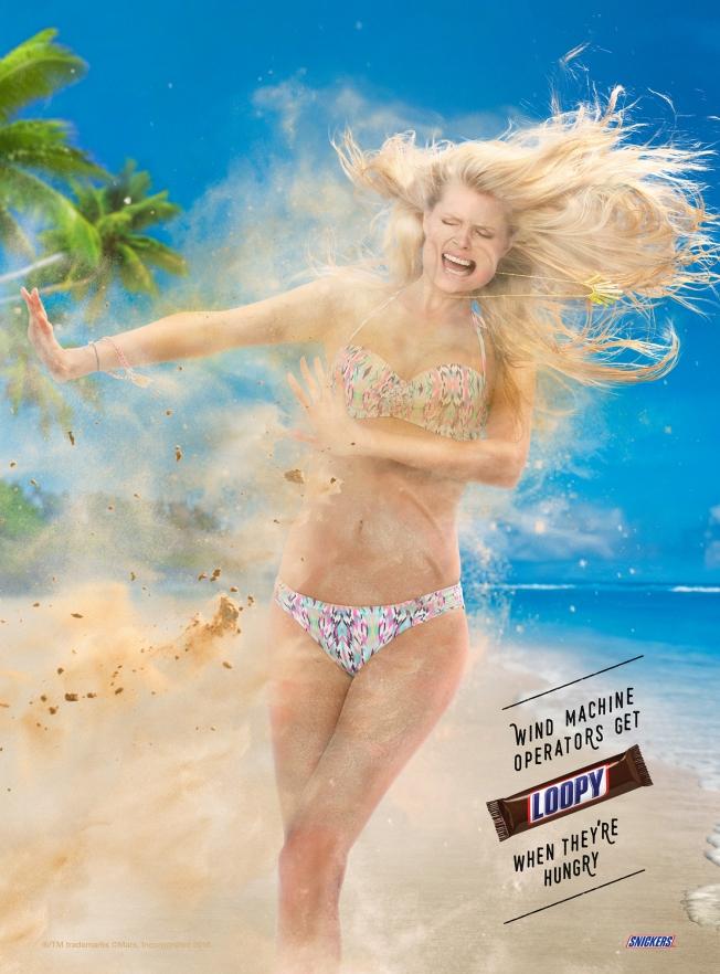 Реклама Snickers: найди 11 фотошоп-провалов на одной картинке