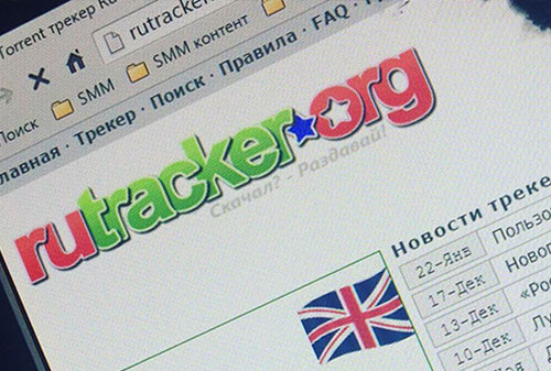 «Известия»: RuTracker снова доступен в России