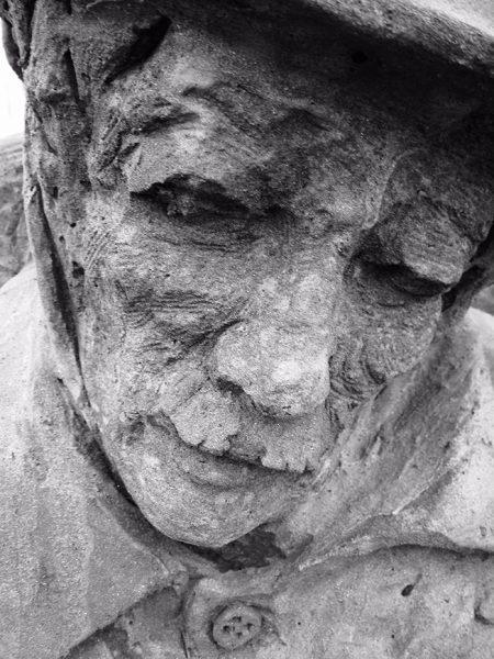В Лондоне поставили уникальный памятник Героям I Мировой Войны 1