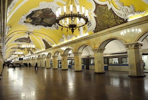 Суд постановил снизить цену рекламного контракта в московском метро на 1,3 млрд руб.