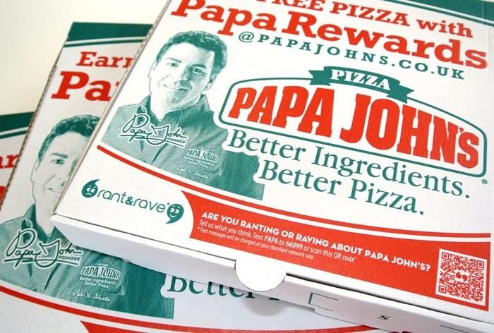 Papa John's прекратит использовать в своей рекламе образ основателя компании