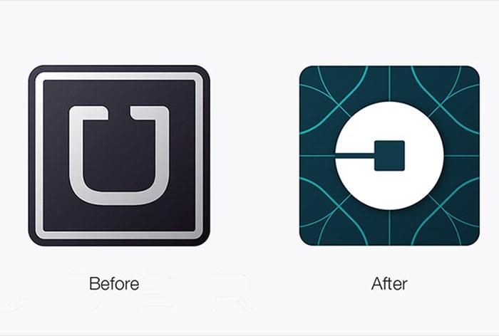 Uber поменял логотип и фирменный стиль - Adindex ru