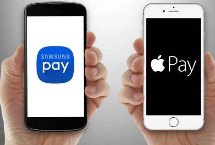 Apple Pay, Samsung Pay, Android Pay могут попасть подконтроль ЦБ