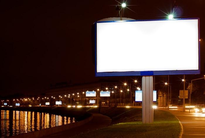 Операторы наружной рекламы не заинтересовались торгами на размещение рекламы в Новой Москве