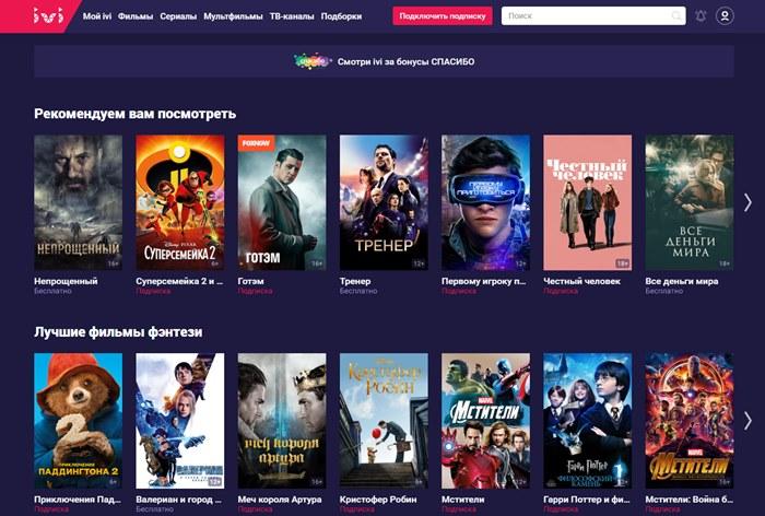 онлайн кинотеатр Ivi потратит 1 млрд рублей на съемки