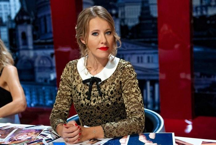 Ксения Собчак назначена генеральным продюсером телеканала «Супер»