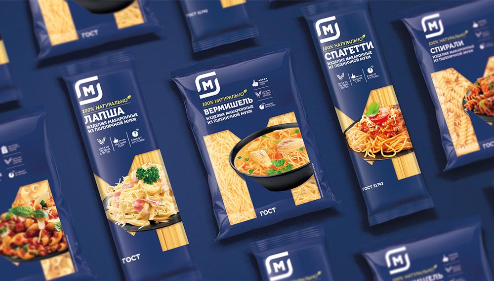 «Магнит» обновил дизайн собственной торговой марки