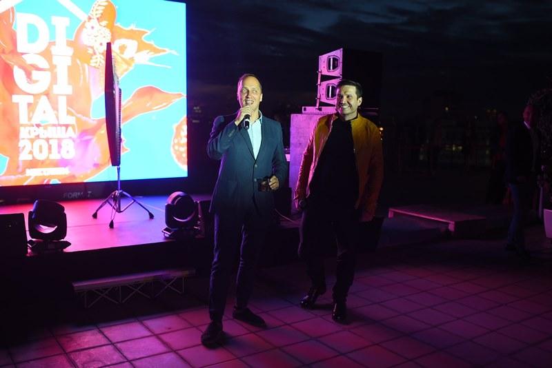Агентство Nectarin собрало рекламщиков на digital-крыше