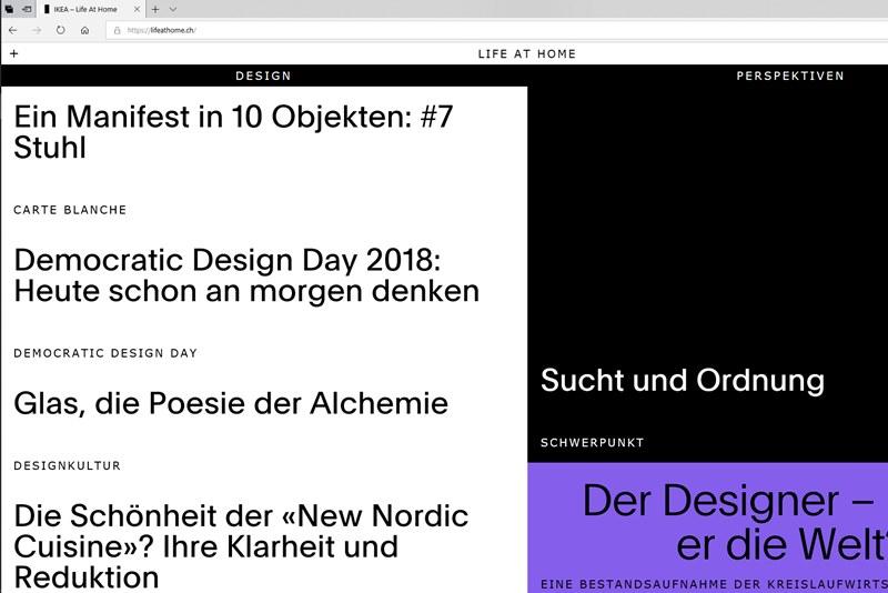 Чертова дюжина трендов в веб-дизайне