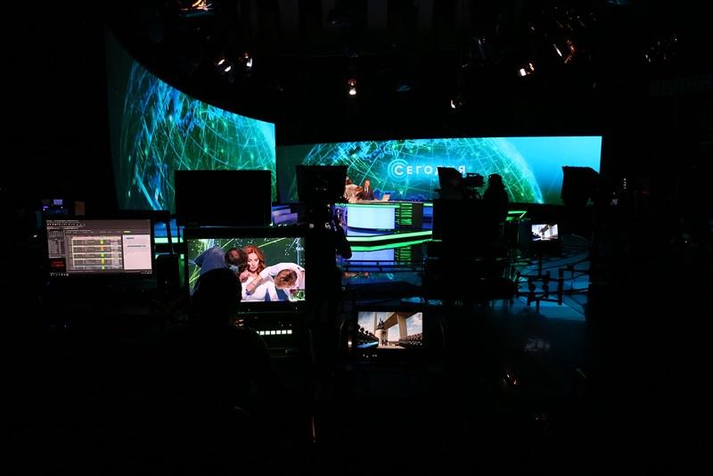«У нас в студии не было только слонов» – как создают информационные программы