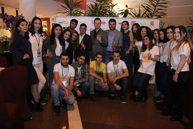 В Ереване прошел открытый фестиваль наружной рекламы YOAF 18