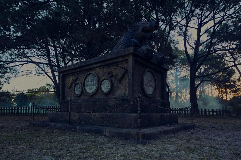 Grave of Thrones: В Сиднее построено кладбище для героев «Игры престолов»