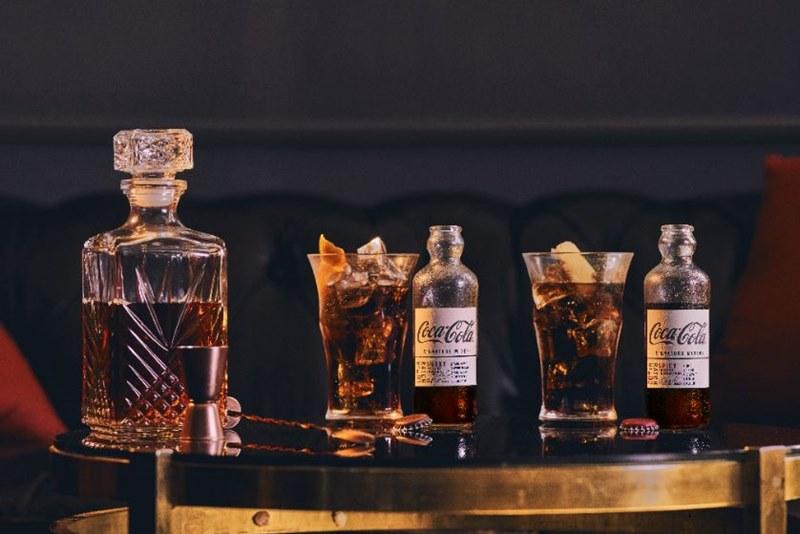 Coca-Cola анонсировала линейку сиропов для алкоголя