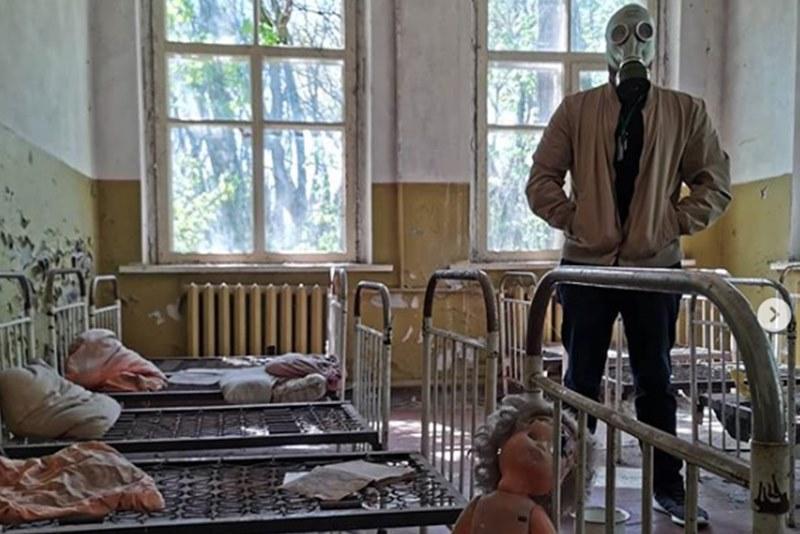 «Где ваша человечность?»: пользователей Instagram возмутили чернобыльские снимки блогеров