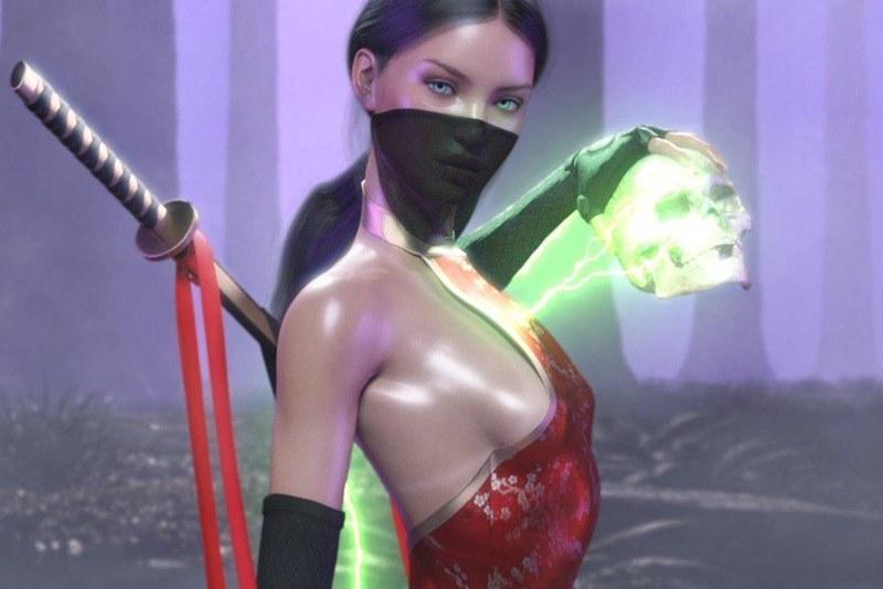 Цифровые аватары в виртуальной одежде впервые вышли на подиум