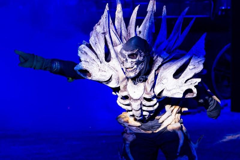 Рекламе новогодних елок от «Ночных волков» придали общественной значимости