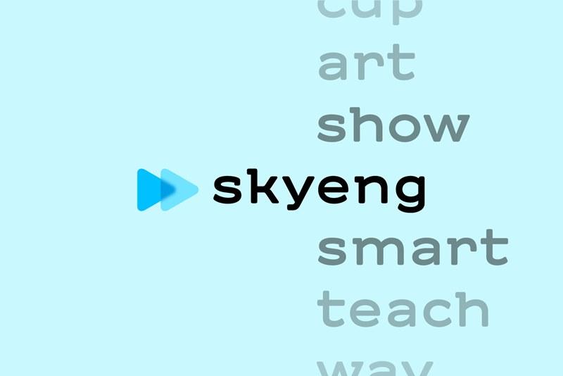 Skyeng обновляет айдентику — ее разработало бренд-бюро «Щука»