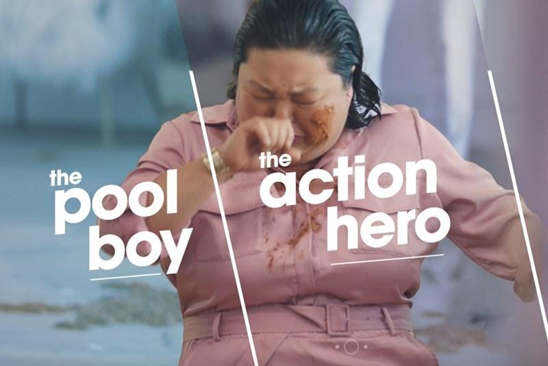 Вечеринка на грани нервного срыва: P&G собрал свои бренды в одной интерактивной рекламе