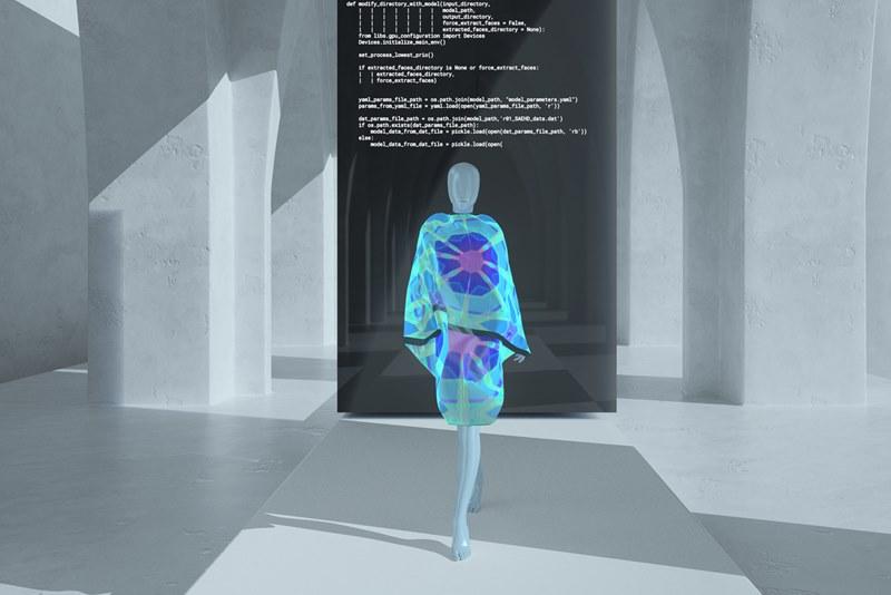 AliExpress создала виртуальную одежду в коллаборации с цифровым инфлюенсером Алионой Пол