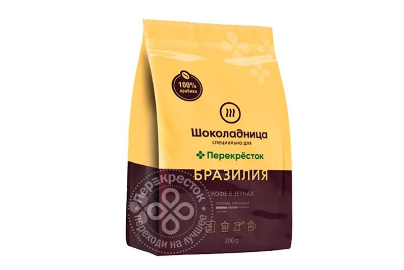«Перекресток» выставил на полки кофе «Шоколадница»