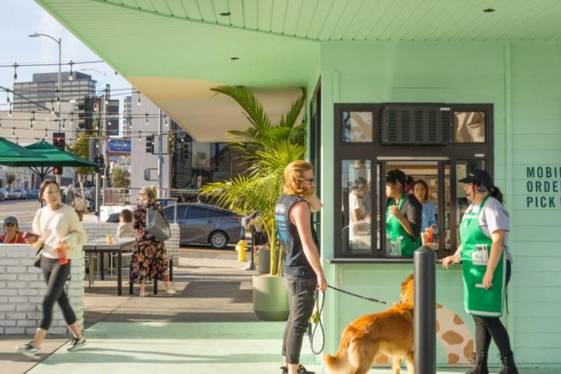 Digital на ходу: Starbucks перезапускает бизнес