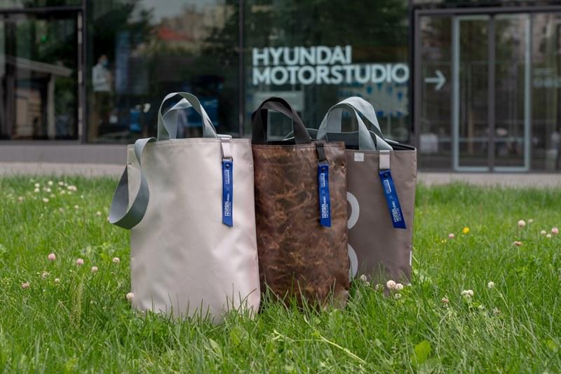 Hyundai запускает экоинициативы в Hyundai MotorStudio в Москве