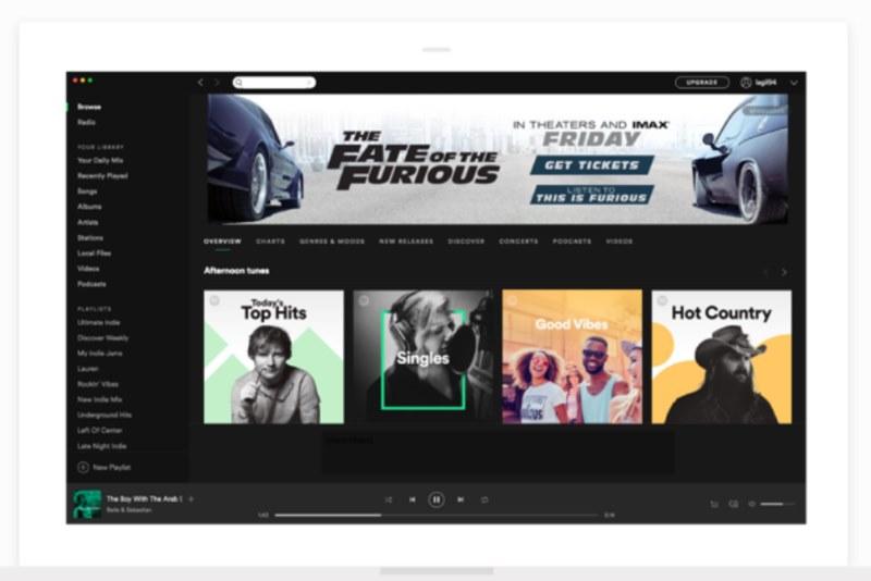 Spotify запустился в России. Что платформа может предложить рекламодателям